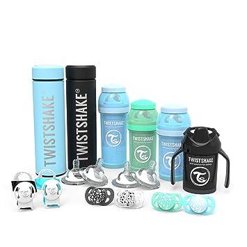 Amazon.com: Twistshake - Conjunto de ducha para bebés con 3 ...