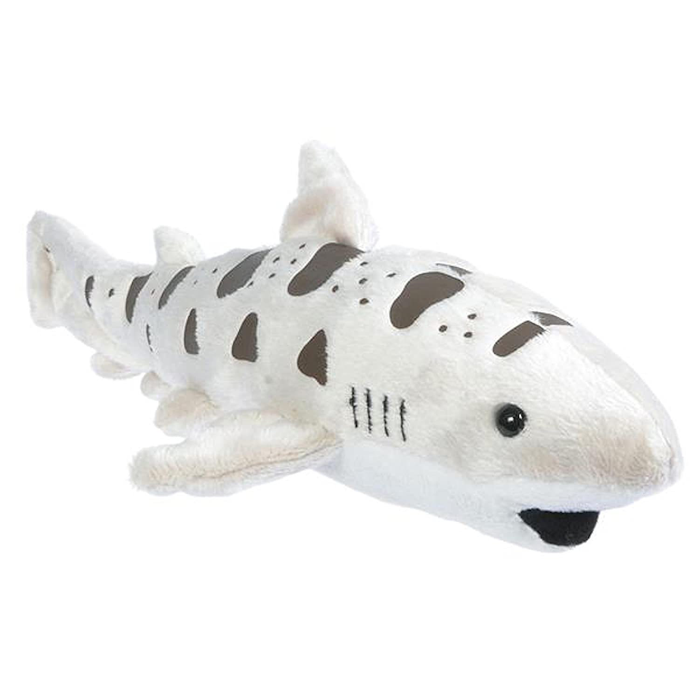 Leopard Shark Pounce Pal Plush Stuffed Animal