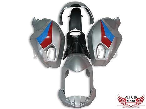 vitcik (Kits de carenado ajuste para Ducati 696 796 795 M1000 M1100 2009 2010 2011