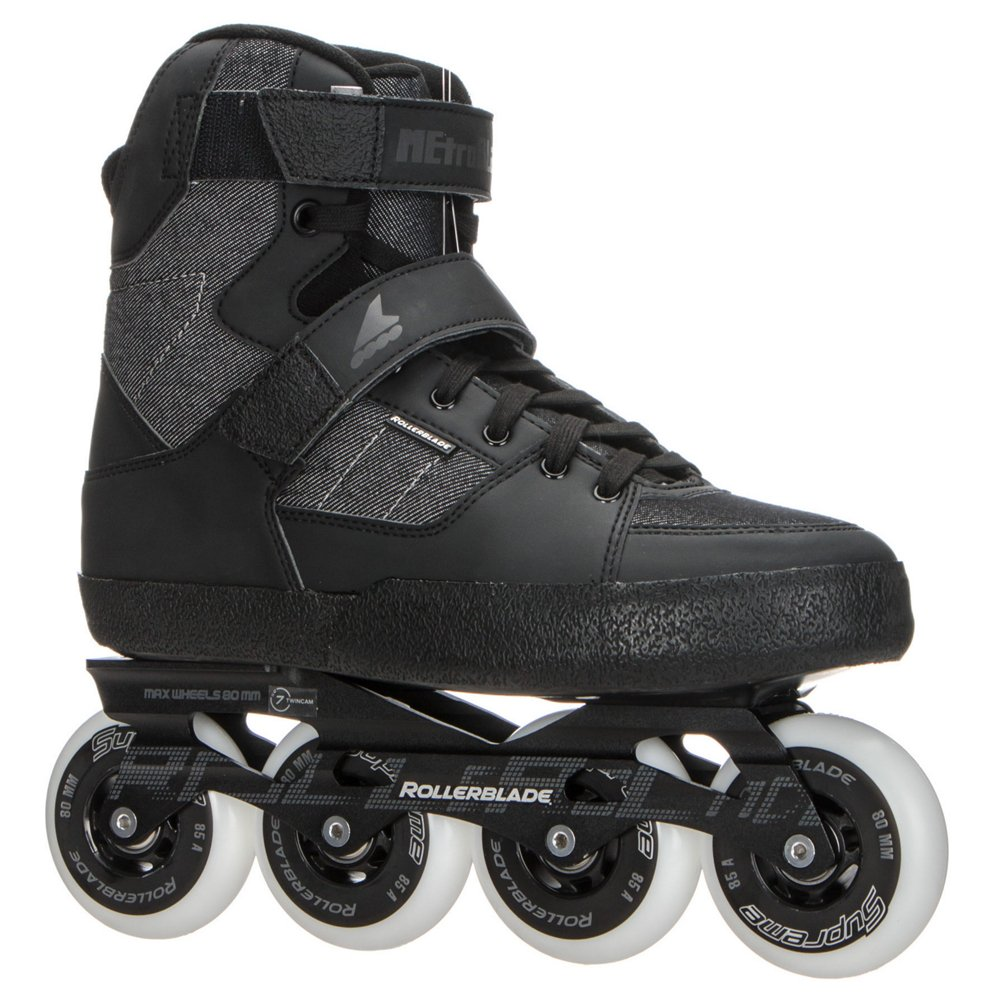 Rollerblade Metroblade Skates Black 27.5 by Rollerblade