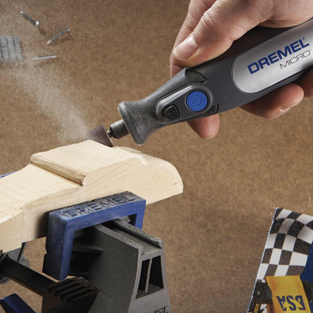 Dremel 8050-N/18 Micro Rotary Tool Kit with 18 Accessories by Dremel (Image #3)