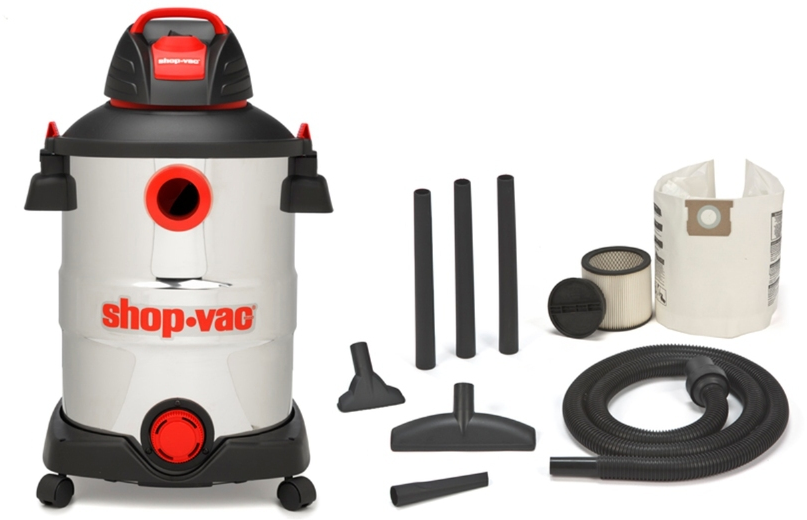 Shop Shop-Vac 12-Gallon 6-Peak HP Shop Vacuum at Lowes.com