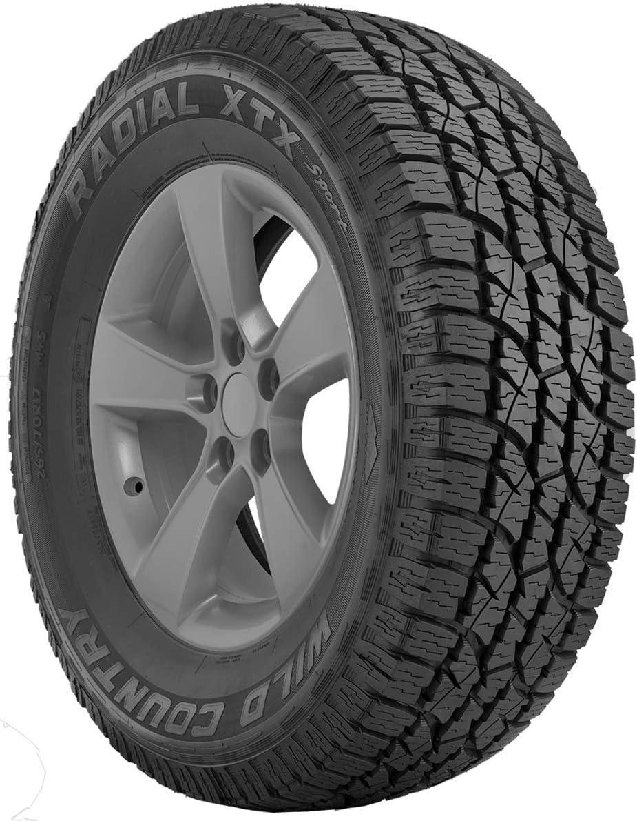 LT 235/85/16 Wild Country XTX Sport A/T Tire Load E