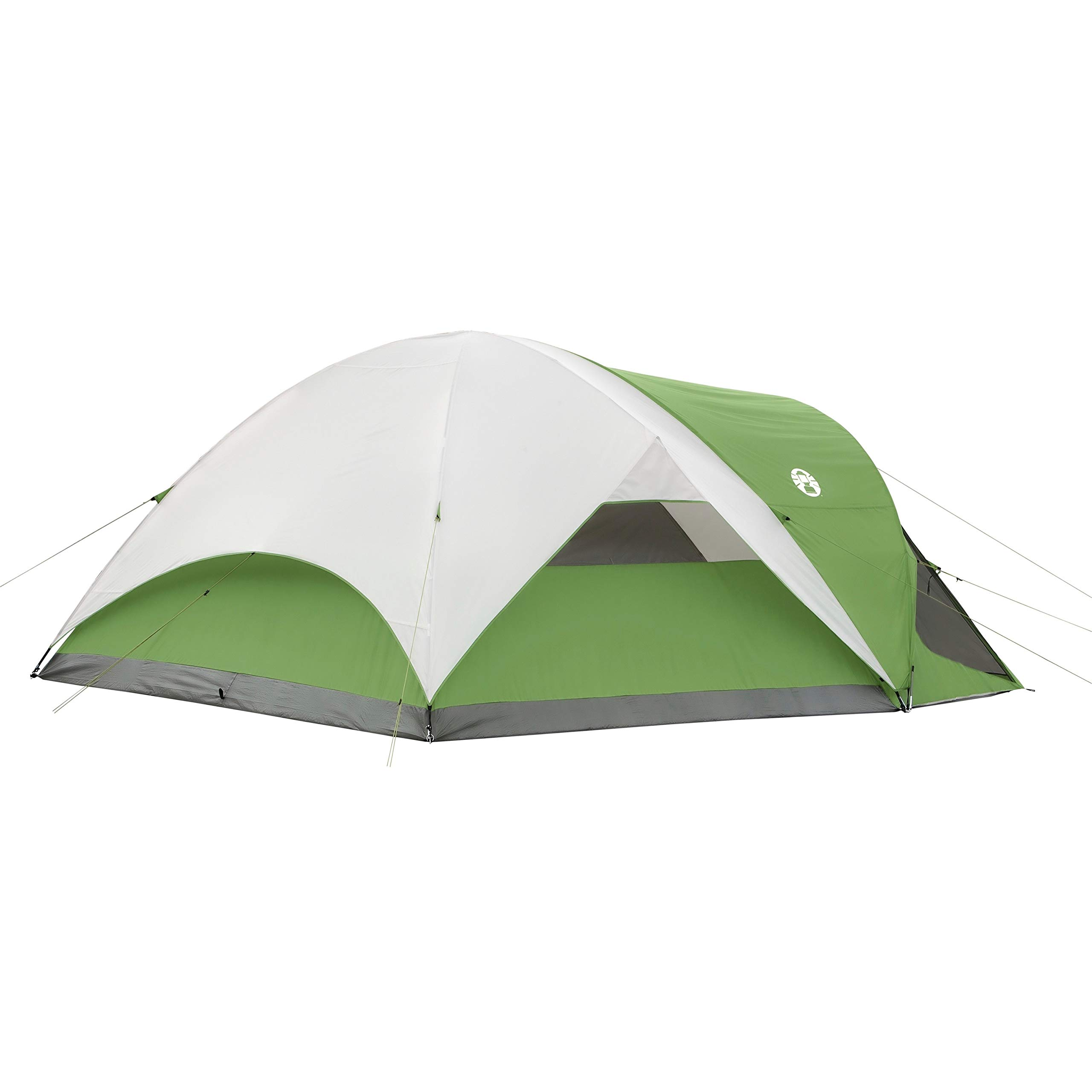 Galleon Coleman 8 Person Dome Tent With Screen Room