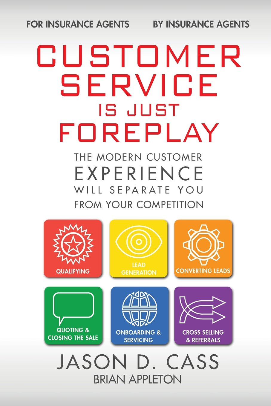 Amazon business insurance books customer service is just foreplay the modern customer experience will separate you from the competition fandeluxe Images