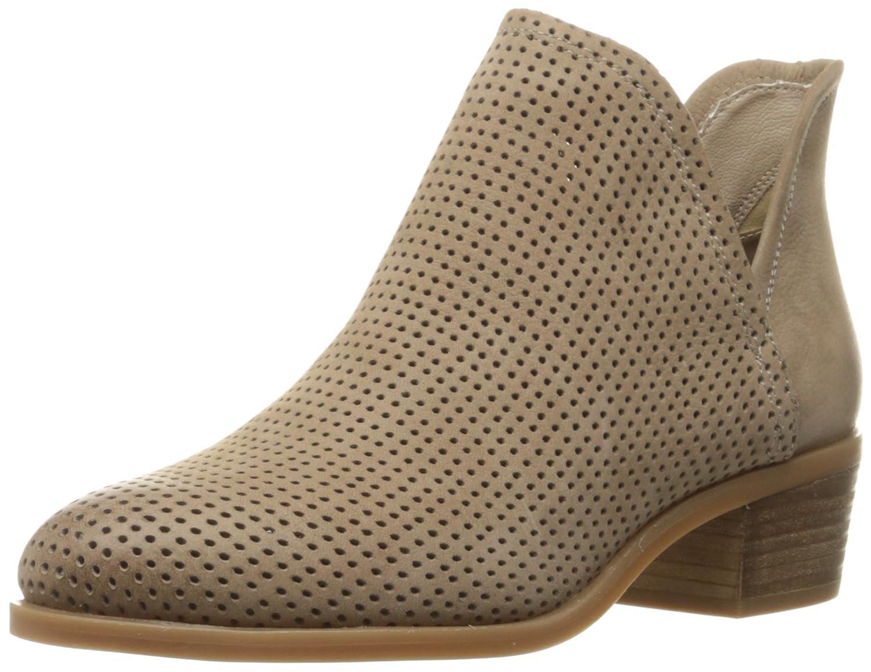 Steve Madden Women's Kolina Ankle Bootie B01NCN4GPY 6 B(M) US|Stone Nubuck