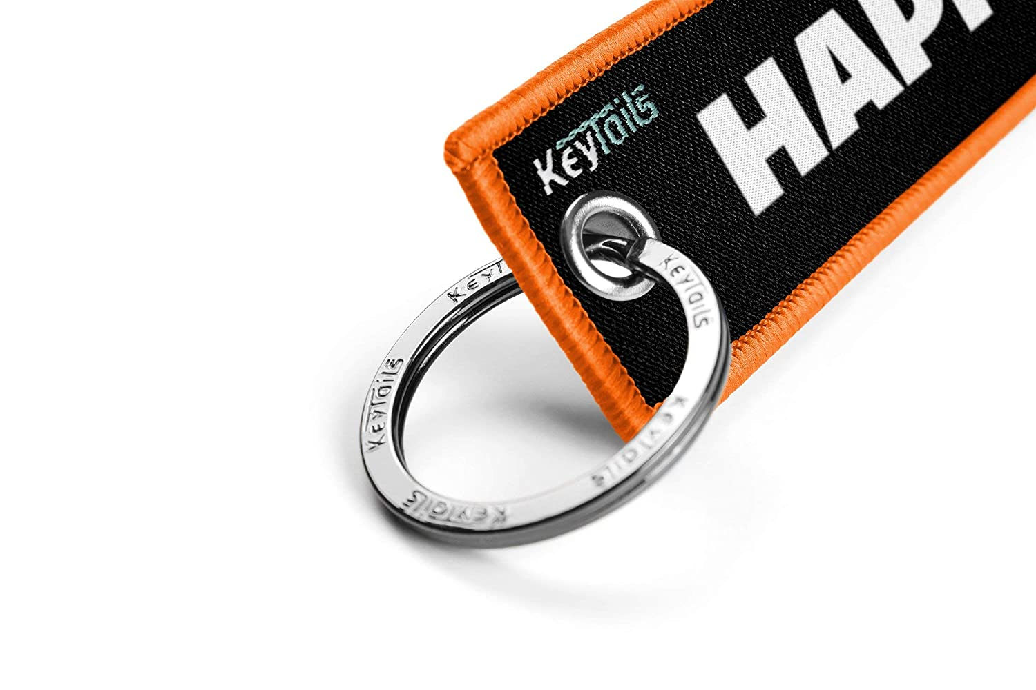 UTV ATV KEYTAILS Keychains Premium Quality Key Tag for Motorcycle Key to Happiness Scooter Car