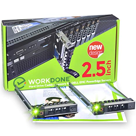 WorkDone 2-Pack 2 5