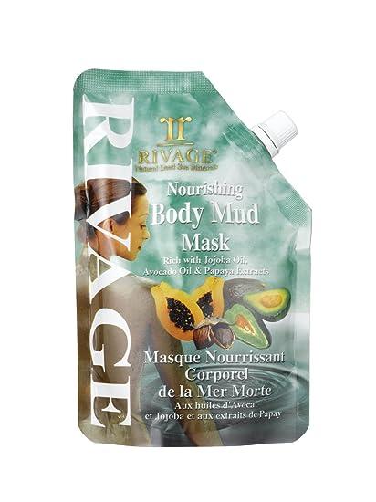 Rivage del Mar Muerto nutritiva cuerpo máscara de barro
