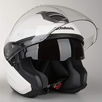 CASCO SCHUBERTH M1 VIENA WHITE 54/55