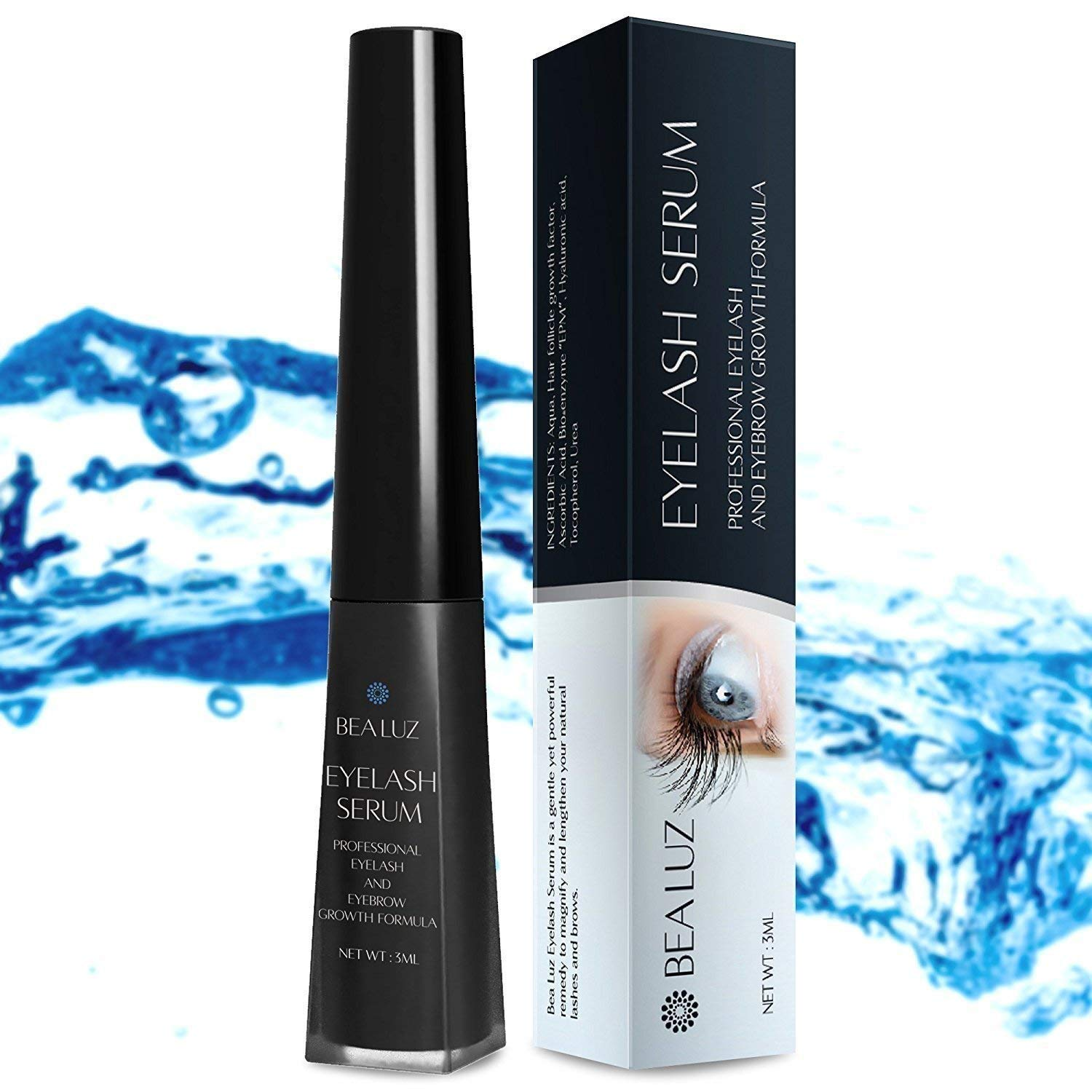 Amazon.com: Eyelash Growth Serum and Eyebrow Enhancer Primer for Longer Thicker Healthier Lash and Brow: Beauty
