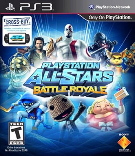 PlayStation All-Stars Battle Royal (PS3