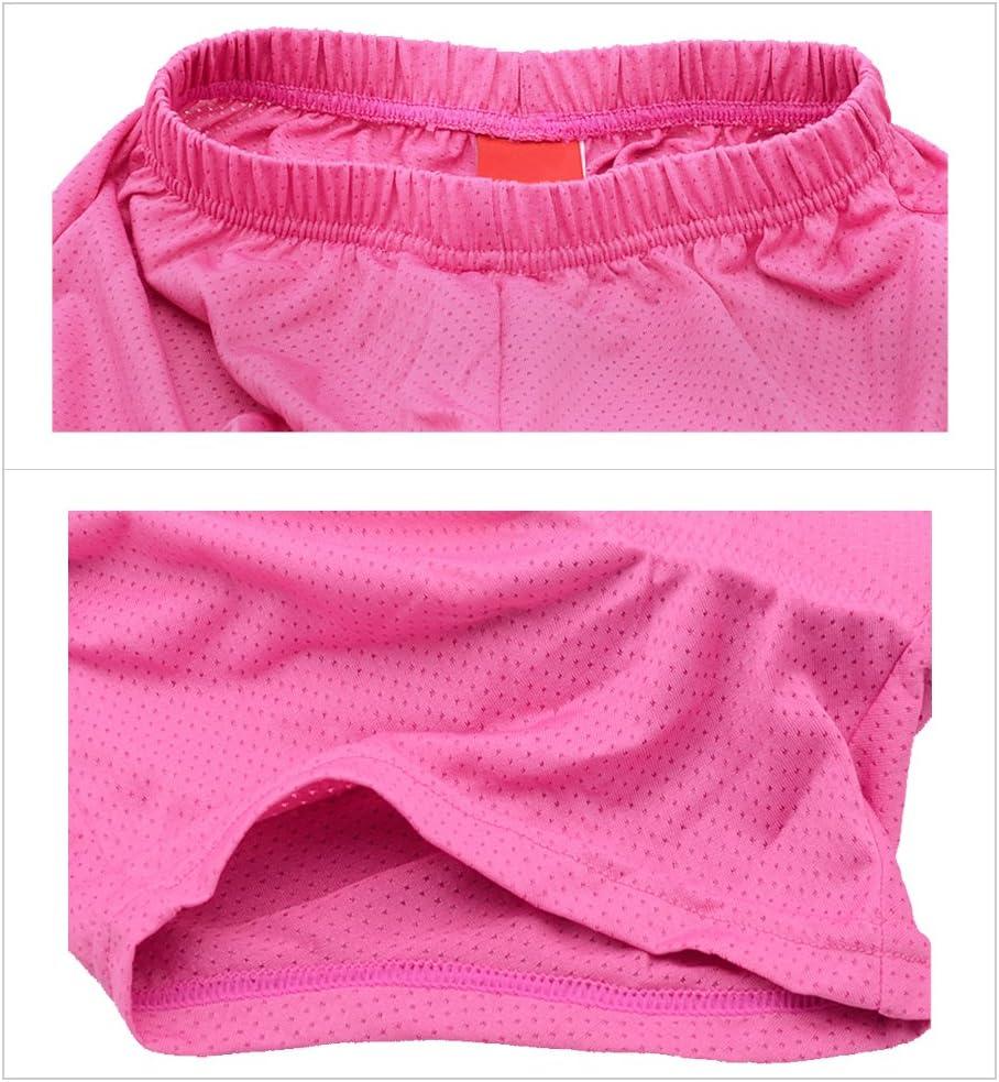 Rmine imbottiti in gel pantaloncini da bicicletta per donne abbigliamento intimo per mountain bike e ciclismo effetto 3D