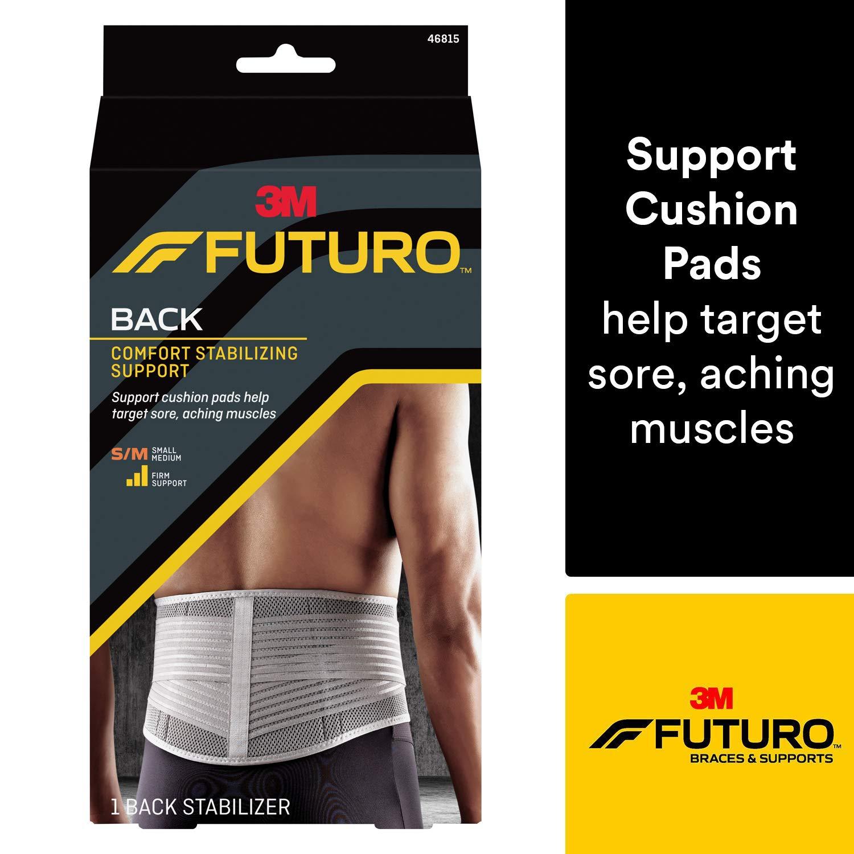 Amazon.com: Futuro - Soporte de espalda estabilizador ...