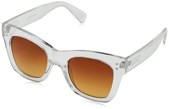 Vans Damen Sonnenbrille Sunny Dazy Sunglasses, Black-Clear, 1