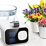 Kollea Reliable Automatic Watering System, Plant Self Watering System Automatic Drip Irrigation Kit with 60-Day Programmable