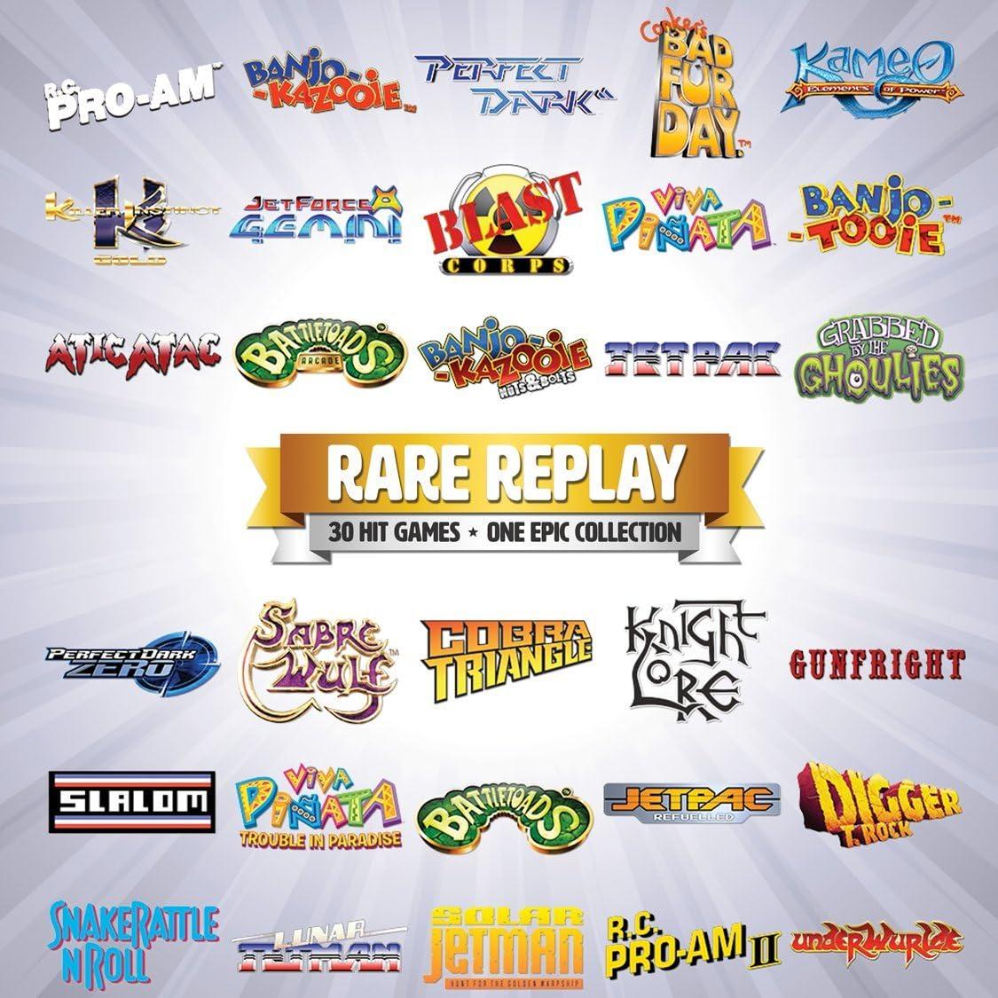 Rare Replay - Xbox One vídeo juego: Amazon.es: Bricolaje y ...