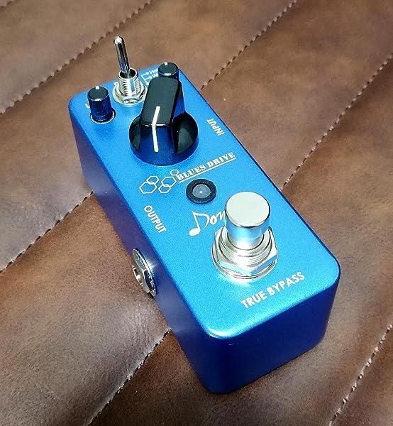 Donner-Blues-Driveオーバードライブ-ギターエフェクター