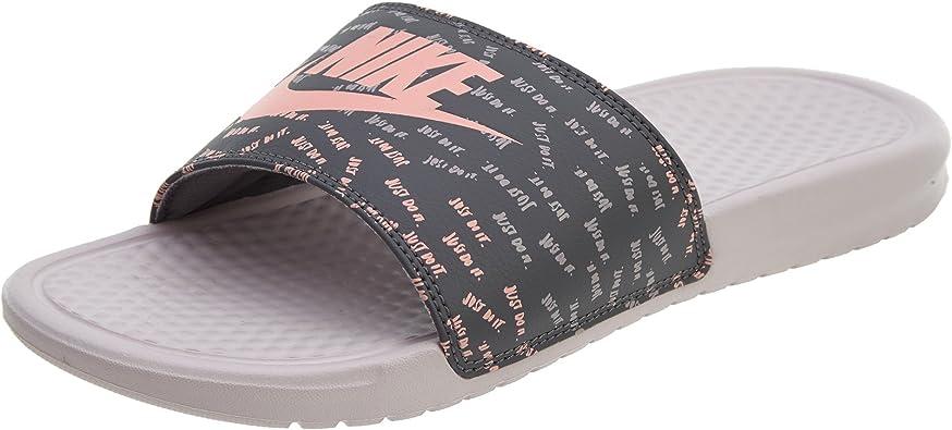 Nike WMNS Benassi Just DO It Print/Rose