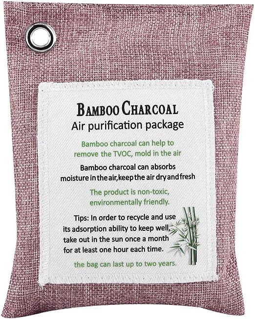 Zerodis Bolsa Antihumedad de Carbón Activo De Bambú ...