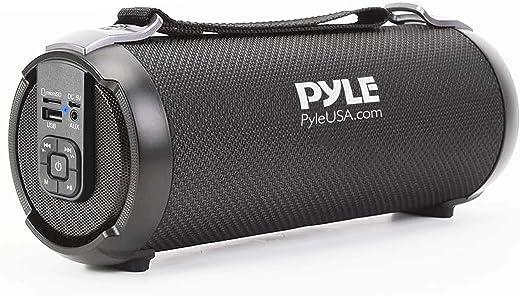 Wireless Portable Bluetooth Boombox Speaker – 100 Watt Rechargeable Boom Box Speaker Portable Stereo System