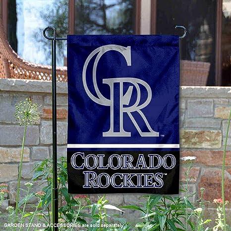 MLB Colorado Rockies Laser-Cut Auto Tag Silver