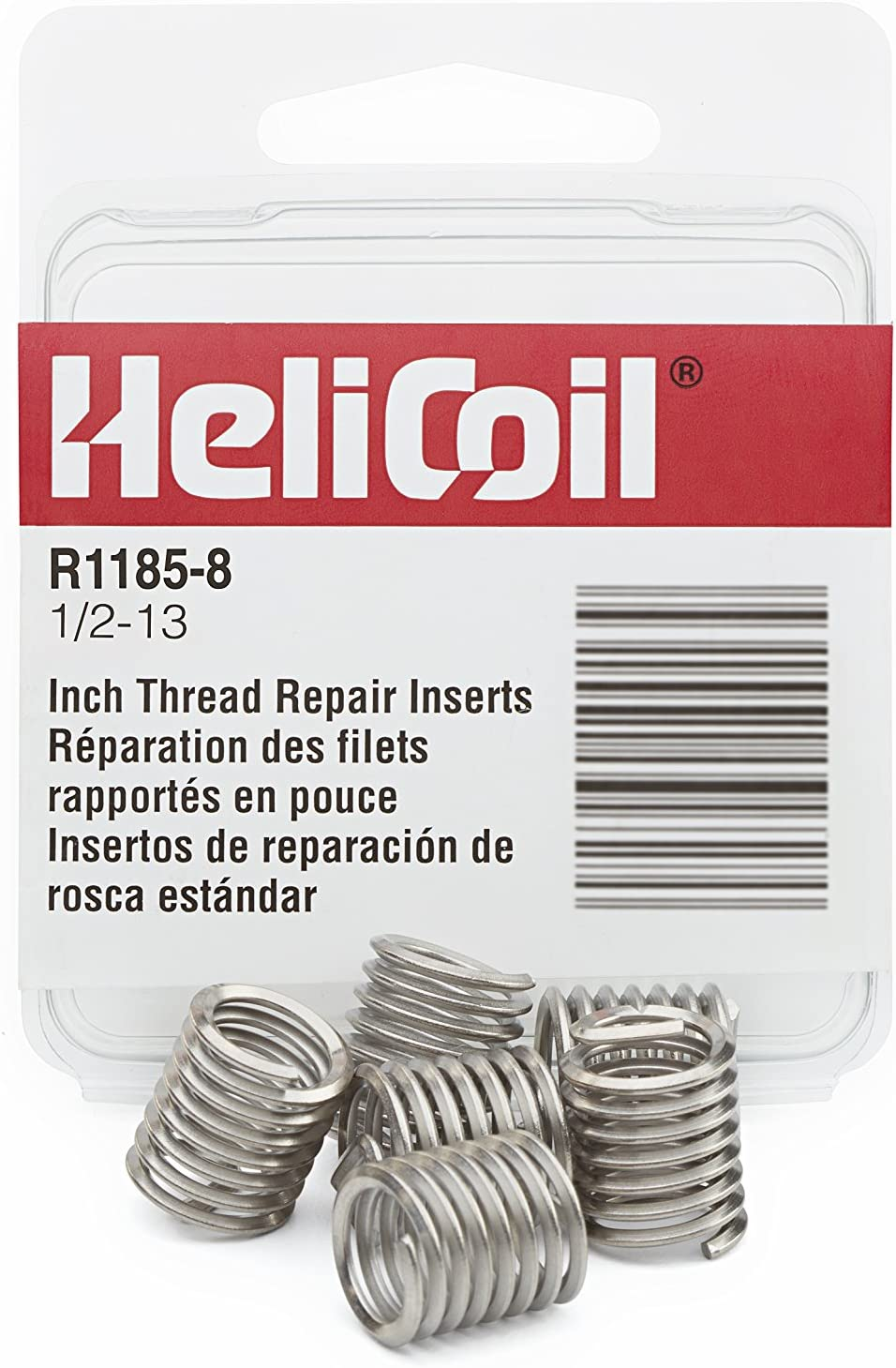 KIT FILETS RAPPORTES M 3 x 50 Type HELICOIL