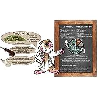 Sherwood Pet Health Adult Guinea Pig Food Timothy Pellet (10 Pound)