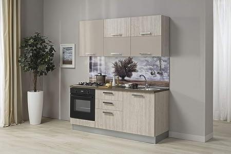 Nuovarredo Cucina Isotta Destra Amazon It Casa E Cucina