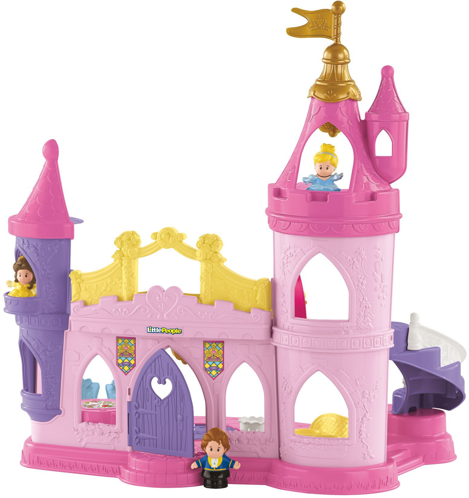 Fisher-Price Little People Disney Princess, Musical Dancing Palace by Fisher-Price (Image #8)