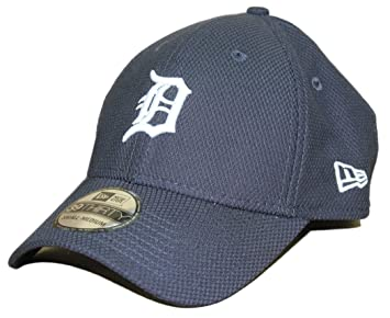 New Era Detroit Tigers MLB 39THIRTY Diamond Era Classic Performance ... 3b60f225cc2