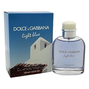 0cb8ad5716859 Dolce Gabbana Light Blue Living Stromboli 125ml EDT Pour Homme   Amazon.co.uk  Beauty