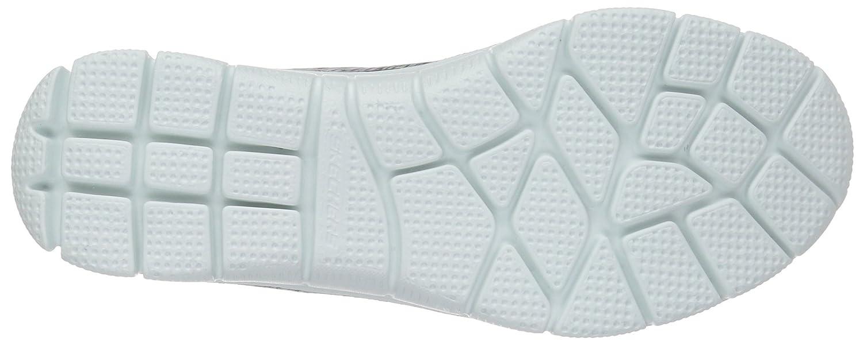 Skechers Damen Empire Schwarz/Mehrfarbig Take Charge Sneaker, Schwarz Schwarz/Mehrfarbig Empire 621d45