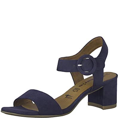 Tamaris 1 1 28324 20 Damen Sandale, Sandalette, Sommerschuhe für die modebewusste Frau