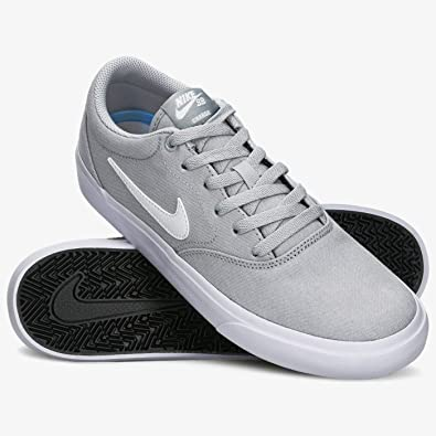Nike SB CHRON Solarsoft Wolf Gray/White