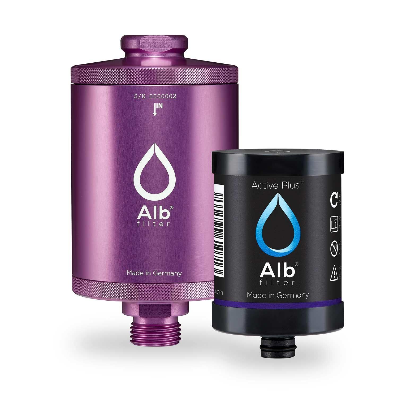 alb filtro Active Plus + Agua Potable filtro contra contaminantes ...