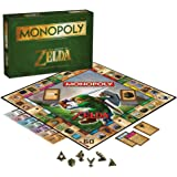 USAopoly MONOPOLY: The Legend of Zelda Collector's Edition