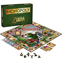 MONOPOLY: The Legend of Zelda Collector's Edition (Amazon Exclusive)