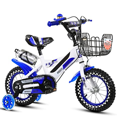 ZGP &Cochecito de bebé Bicicleta para niños Bicicleta Carro para bebés niño niña bebé Bicicleta (