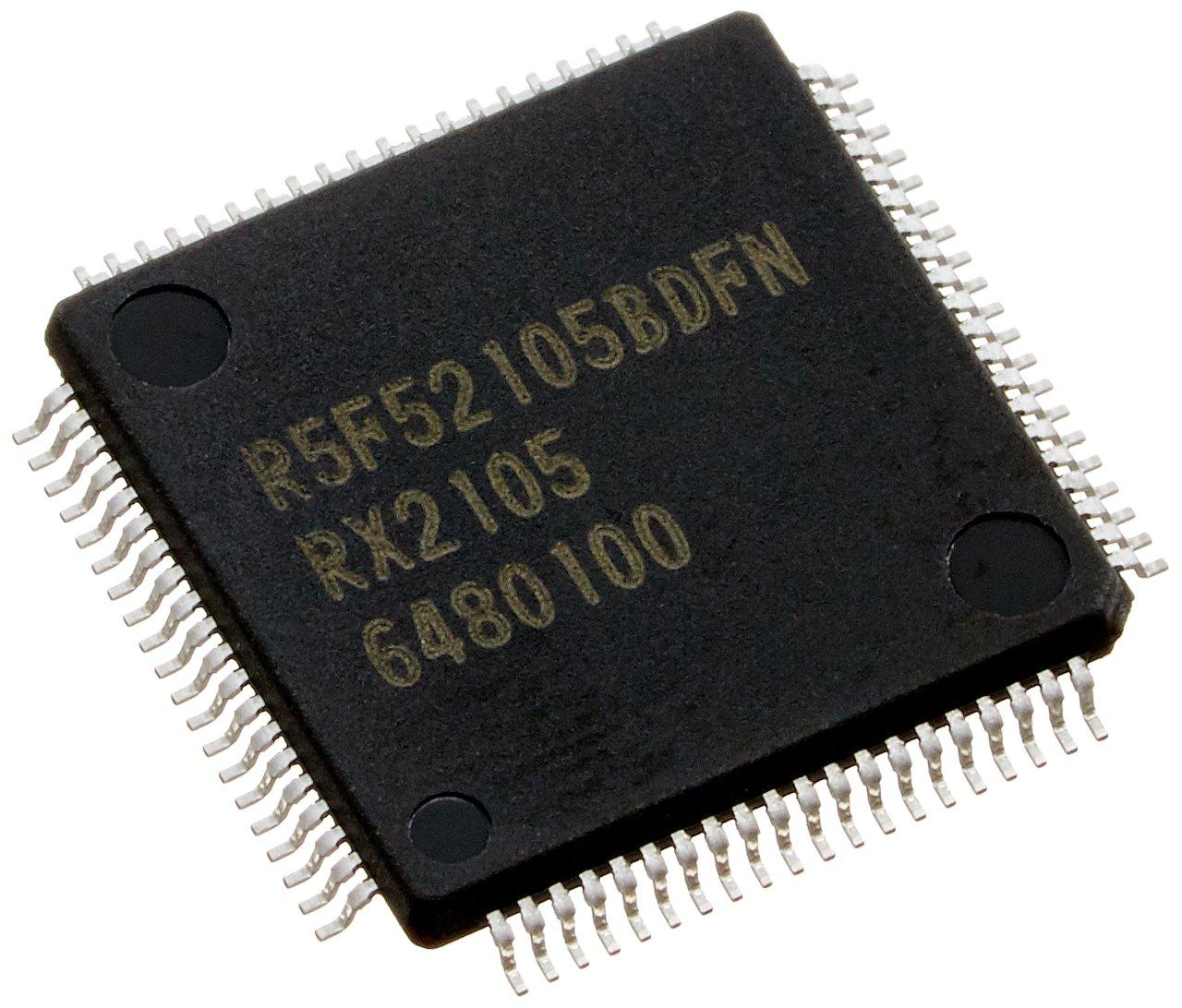ルネサス 32ビットCISCマイコン 80-pin 1個入 R5F52105BDFN#V0