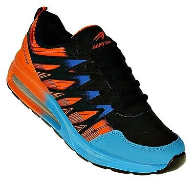 art 641 Neon Turnschuhe Schuhe Sneaker Sportschuhe Neu Herren NWiVj