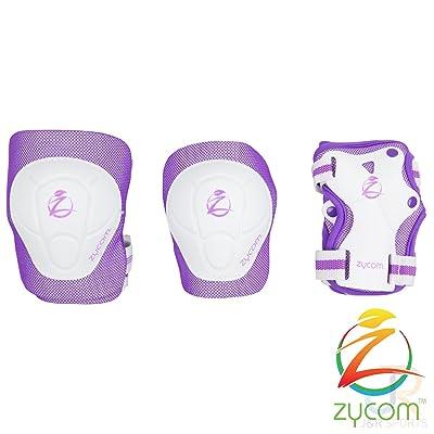 zycom enfants ensemble de Combo Pad (genou, coude et poignet)