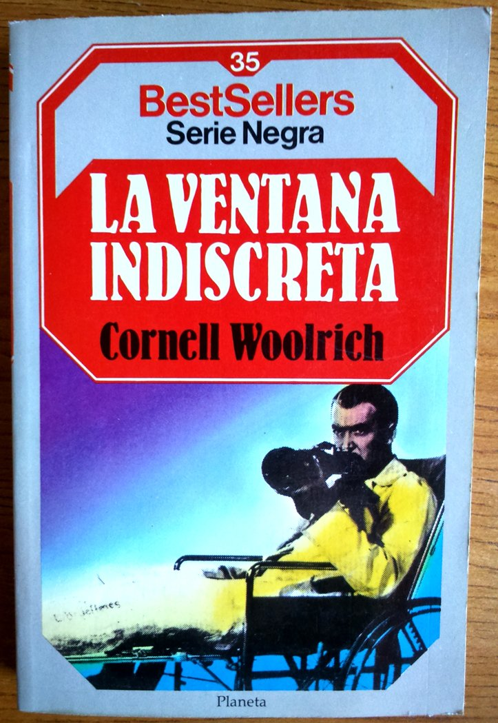 La Ventana Indiscreta 9788432086458 Amazon Com Books