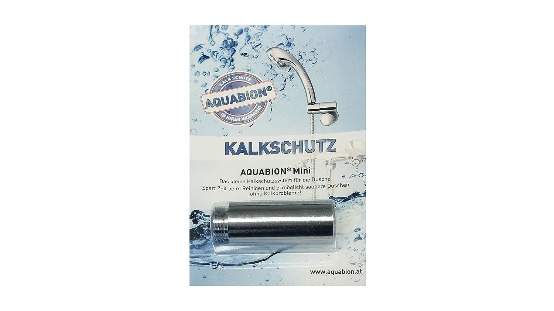 Aquabion Mini Protection anti-calcaire pour la douche