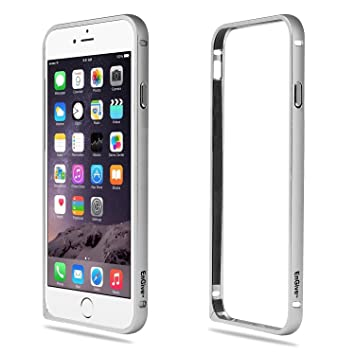 ENGIVE Ultra Slim Aluminio iPhone 6 Bumper (4.7 Pulgadas ...