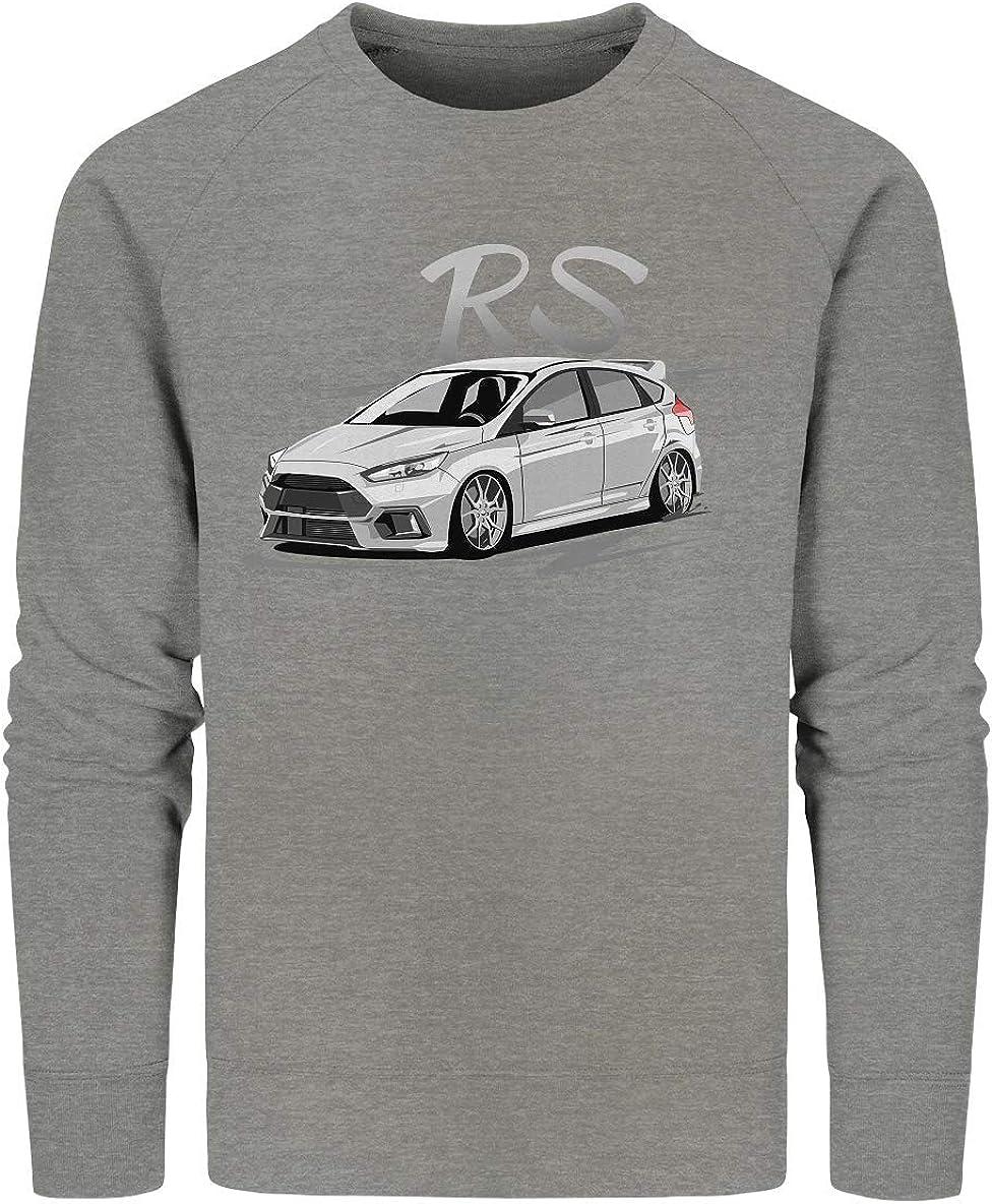 glstkrrn Focus 3 RS No Skulldriver Sweatshirt Anthracite