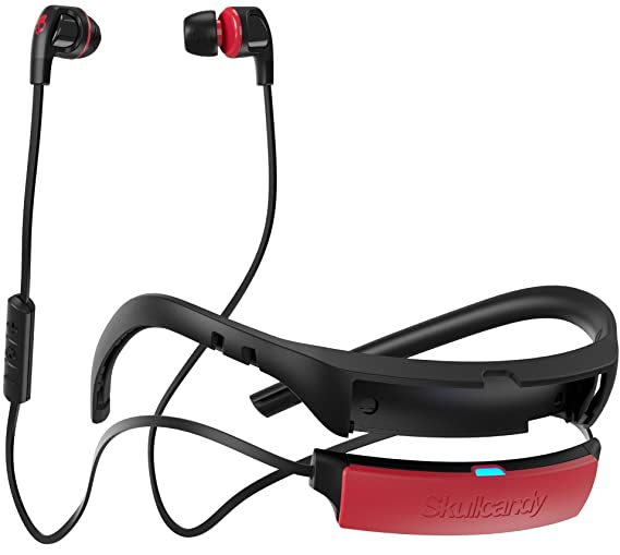 Auriculares internos con Bluetooth Skullcandy Smokin Buds 2 Wireless, NEGRO/ROJO: Amazon.es: Electrónica