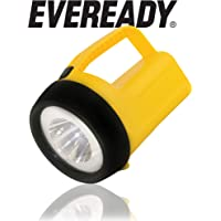 Eveready LED Floating Lantern Flashlight, Battery Powered LED Lanterns for Hurricane Supplies, Survival Kits, Camping Accessories, Power Outages, Batteries Included