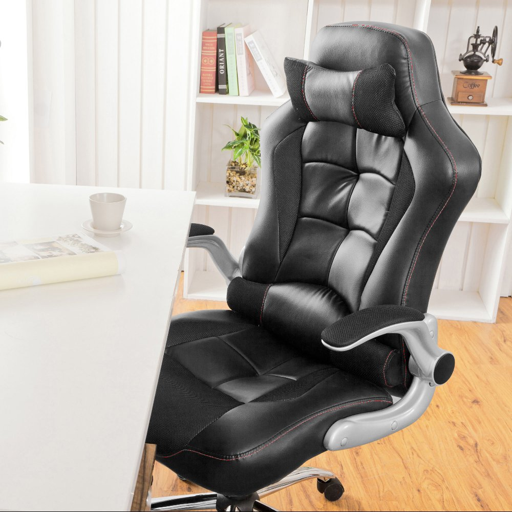 Office Chair Desk Chair Racing Chair Computer Chair With High Back