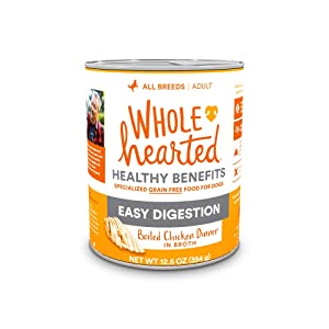 WholeHearted Wet Dog Food